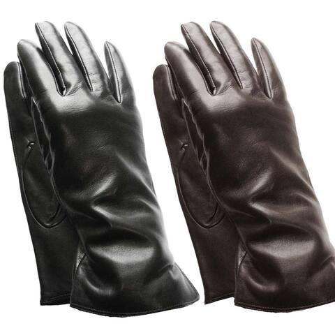 Women's Premium Leather Gloves