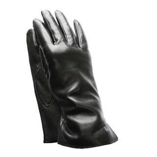 dbdf173a6de8c Buy Black Women s Gloves Online at Overstock