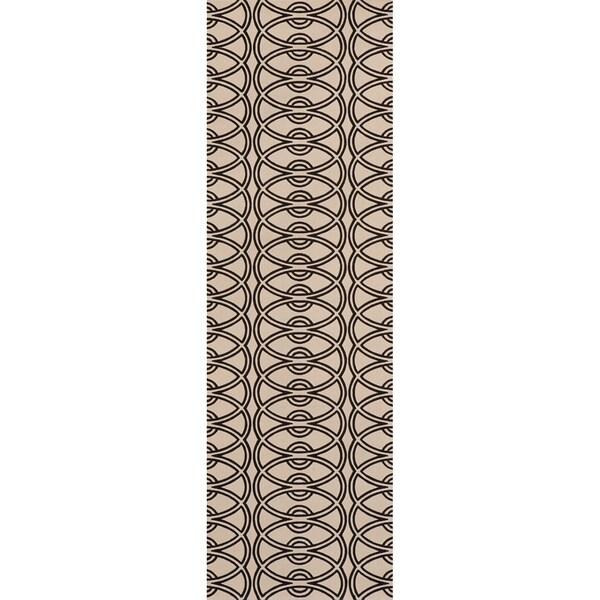 Momeni Elements  NZ Wool Runner Rug (2'6 X 8')