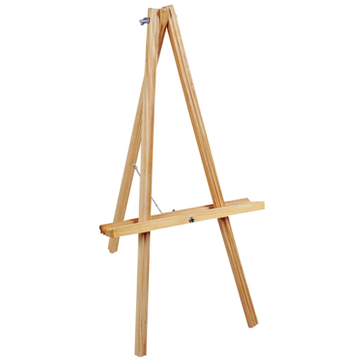 Shop Natural Wood Table Easel 20 Quot High Free Shipping On
