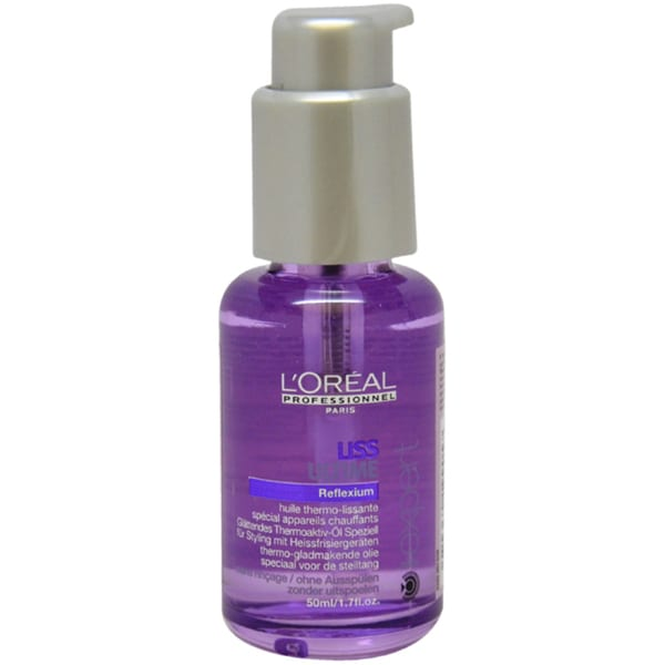 L'Oreal Serie Expert Liss Ultime Thermo 1.7-ounce Serum