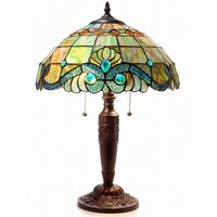 Height Adjustable Tiffany Style Lighting