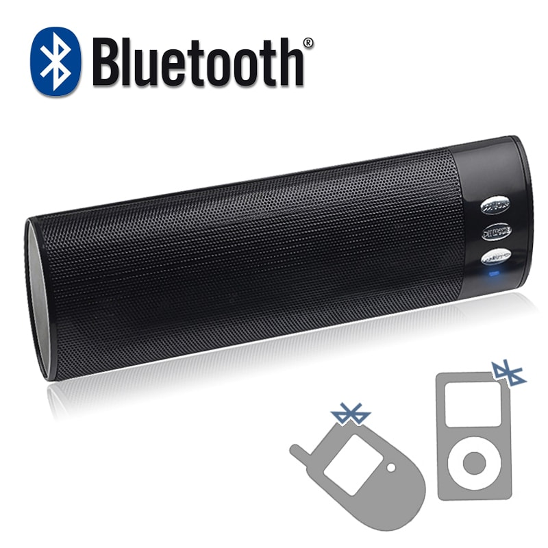 INSTEN Bluetooth Speaker for Apple iPhone 4/ 4S/5/ 5S/ 6 - Thumbnail 0
