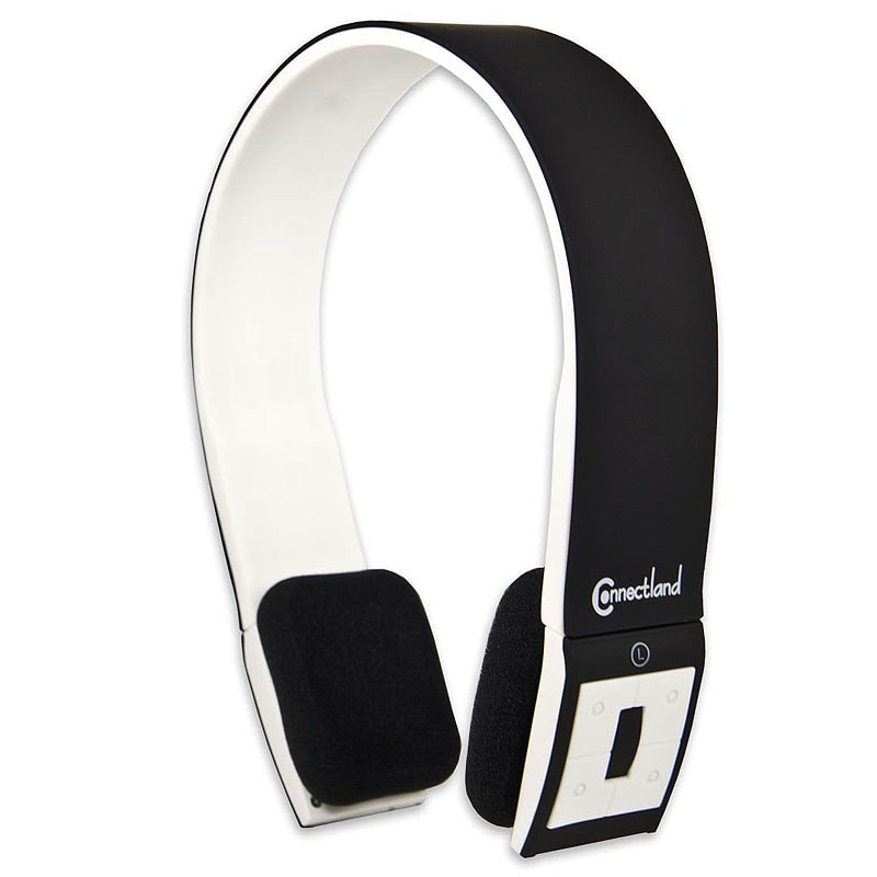 Connectland Over-ear Headset with Mic CL-AUD23028 for Apple iPhone 4S/ 5S/ 6