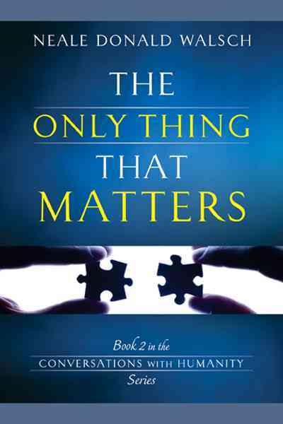 The Only Thing That Matters (Hardcover)