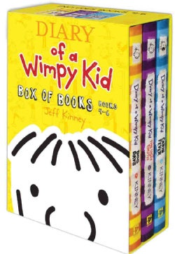 Diary of a Wimpy Kid: Dog Days / the Ugly Truth / Cabin Fever (Hardcover)