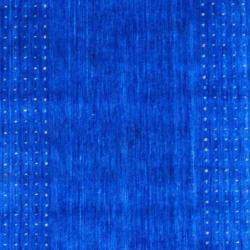 Thumbnail 2, Handmade Gabbeh Wool Rug (India) - 3' x 5'. Changes active main hero.