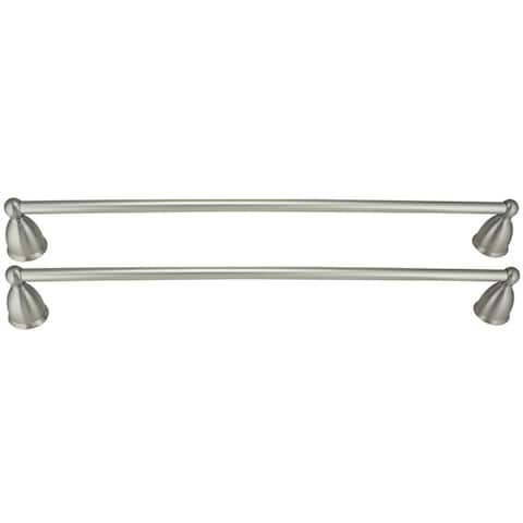Danze Rosemont Brushed Nickel Towel Bar Set