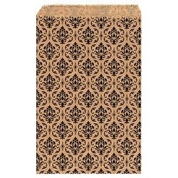 Caddy Bay Collection 200-piece Damask Paper Gift Bags