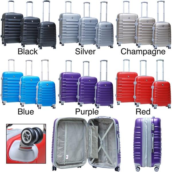 Calpak Vienna 3-piece Expandable Hardside Luggage Set