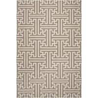 Hand-woven Tara Wool Area Rug (2' x 3')