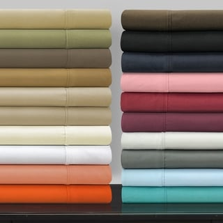 Link to Superior Vibrant Wrinkle-Resistant Microfiber Deep Pocket Bed Sheet Set Similar Items in Bed Sheets & Pillowcases