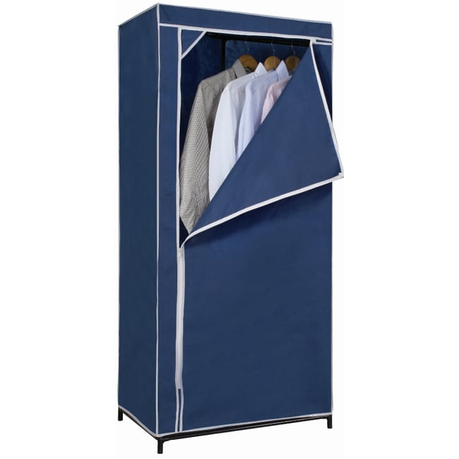ATHome 28-inch Portable Closet - Free Shipping On Orders Over $45 - Overstock.com - 14496849