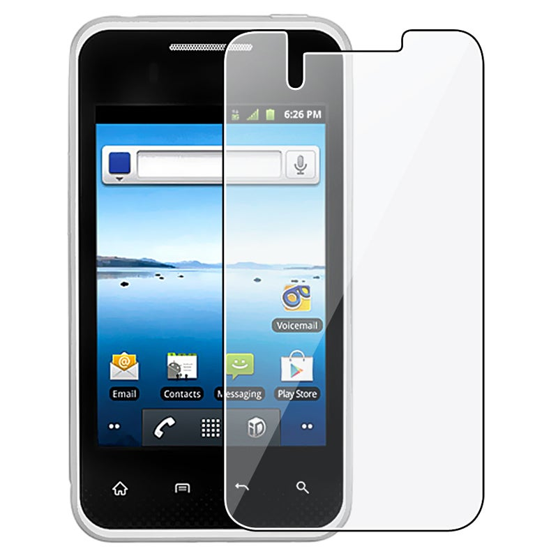 INSTEN Clear Screen Protector for LG Optimus Elite LS696