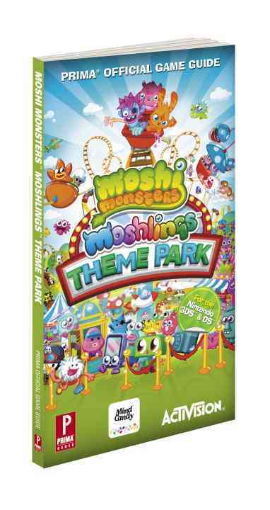 Moshi Monsters Moshlings Theme Park: Prima Official Game Guide (Paperback)