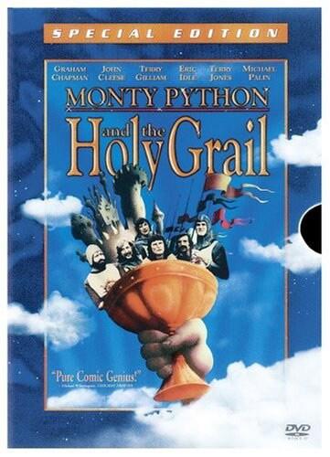 Monty Python & the Holy Grail (DVD)