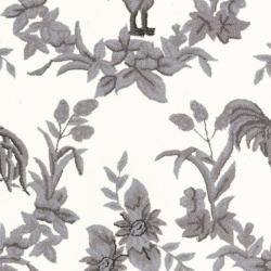 Safavieh Hand-hooked Hens Grey Wool Rug (8'9 x 11'9) - Thumbnail 2