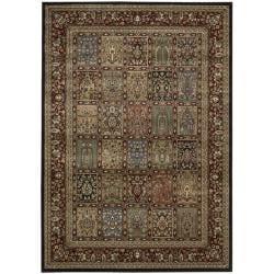 Nourison Persian Arts Multi Rug (2' x 3'6)