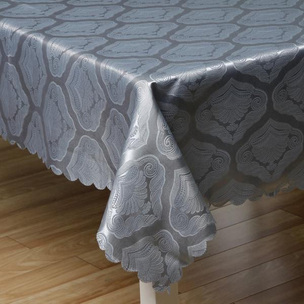 Prestige Blue 57x119-inch Rectangle Oblong Tablecloth
