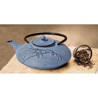 Old Dutch Positivity Teapot (Option: Moss Green Cast Iron)