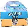 Oklahama City Thunder Wrist Band (Set of 2) NBA