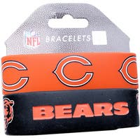 Chicago Bears Wrist Band (Set of 2) NFL