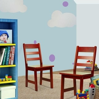 Wooden Children's Chair (Set of 2)