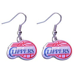 Los Angeles Clippers Dangle Logo Earring