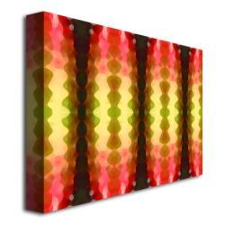 Amy Vangsvard 'Cactus Vibrations' Canvas Art - Thumbnail 1
