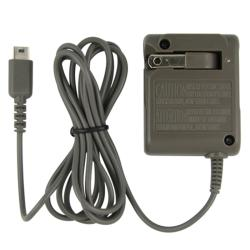 INSTEN Grey Travel Charger for Nintendo DS Lite