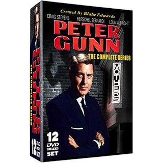 Peter Gunn: The Complete Series (DVD)