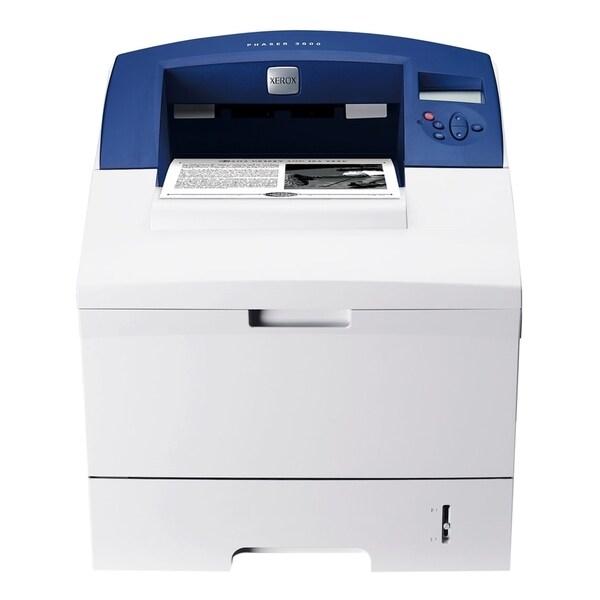 Xerox Phaser 3600N Laser Printer - Monochrome - 1200 x 1200 dpi Print