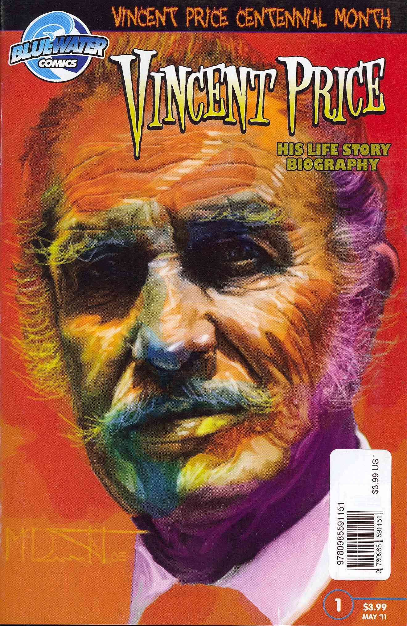Vincent Price: His Life Story: Biography (Paperback)