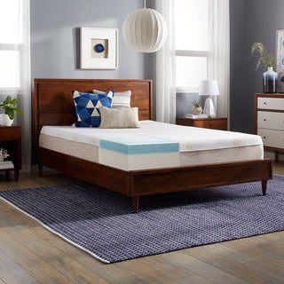 Slumber Solutions Gel Memory Foam 11-inch Queen-size Mattress