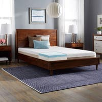 Slumber Solutions Gel Memory Foam 8-inch Queen Mattress