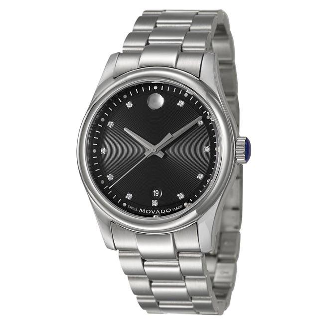 Movado Men's Stainless Steel 'Sportivo' Watch