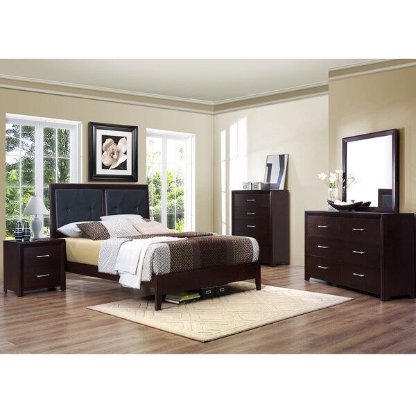 Tribecca Home Jenkins 5 Piece Bedroom Set Free Shipping Today 14505706