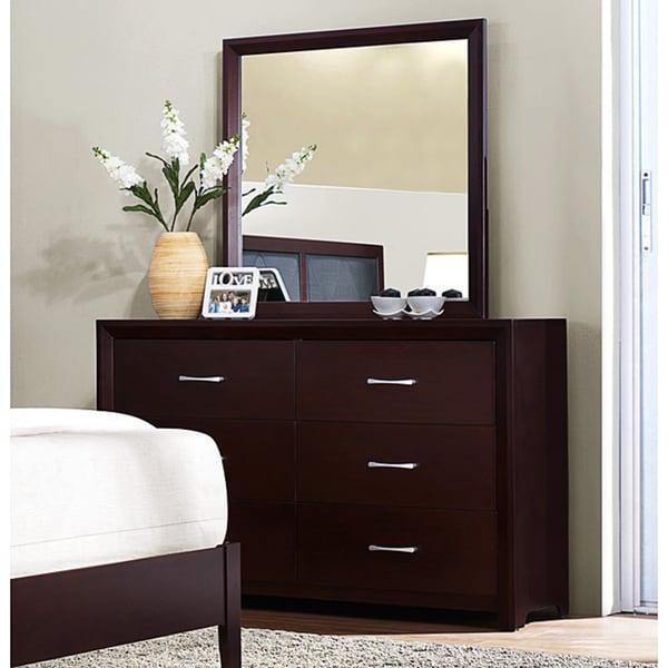 Jenkins Dresser/ Mirror Set