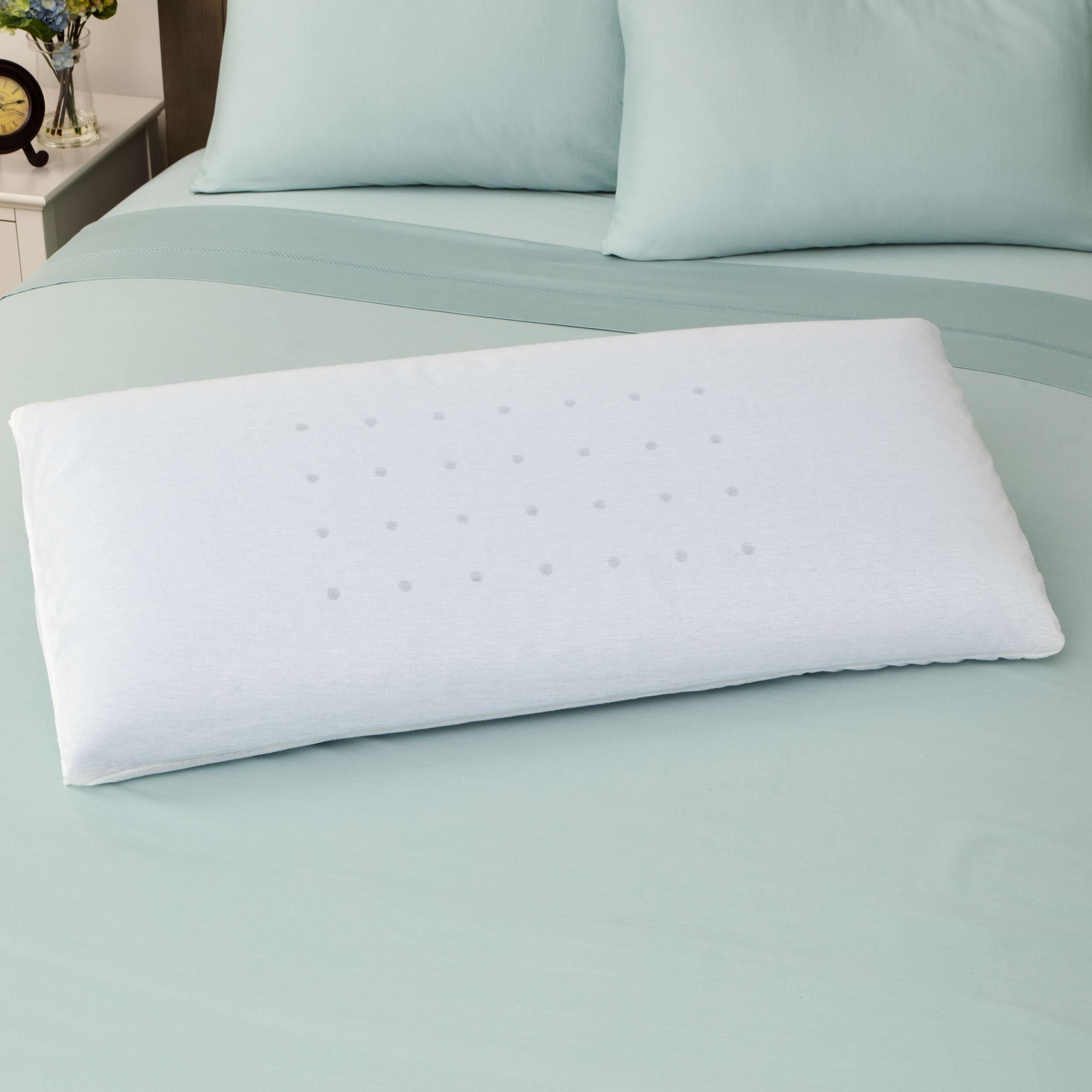 Shop Swisslux Euro Style Luxury King Size Memory Foam Pillow
