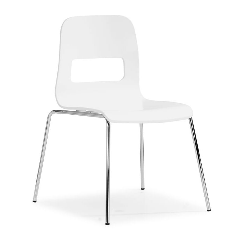 Escape White Dining Chair (Set of 4)