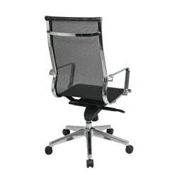 Office Star Executive High-Back Screen Back Chair - Thumbnail 1