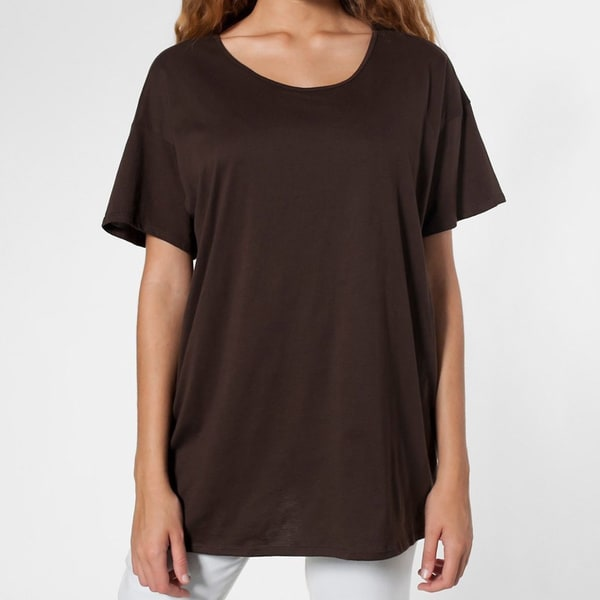 American Apparel Unisex 'Big' T-shirt