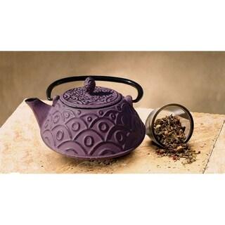 Old Dutch Cast Iron 26-ounce Teapot
