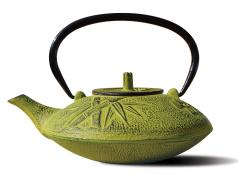 Old Dutch Tetsubin Cast Iron 'Sakura' Teapot