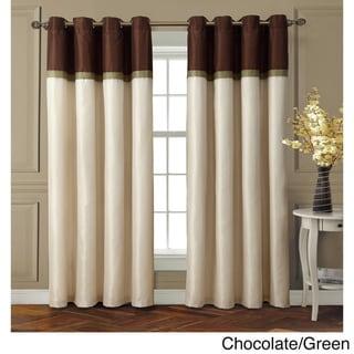 VCNY Westin Interlined Room Darkening Grommet 84-inch Curtain Panel