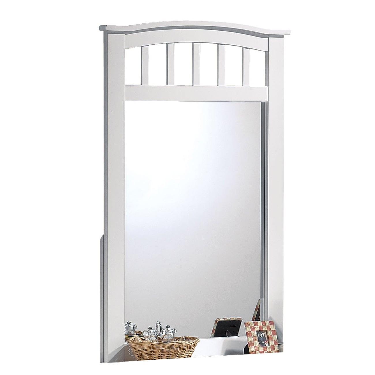 San Marino White Mirror