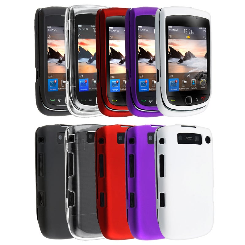 Case Set for Blackberry Torch 9800/ 9810
