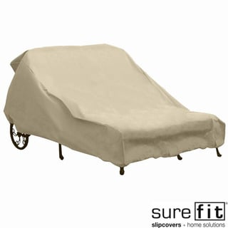 Sure Fit Double Chaise Lounge Cover