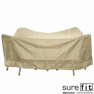 Sure Fit Square Table/ Chair Set Cover