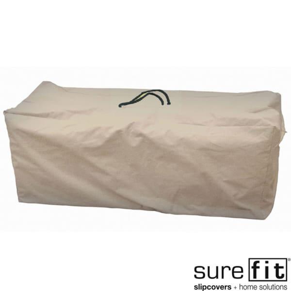 Sure Fit Patio Cushion Storage Bag